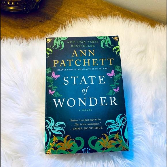 🦋2/$10 3/$15 4/$18 5/$20 State of Wonder Book